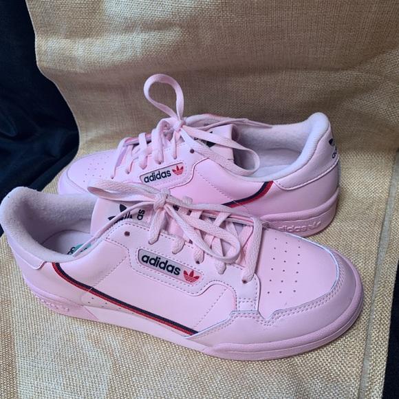 adidas Shoes | Pink Adidas Continental